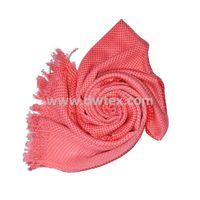 dotted printing fashion scarf thumbnail image