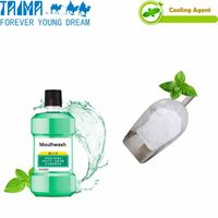 Food Grade Powder Cooling Agent WS-23 Additive Intertek Halal Certificate used for mouth wash thumbnail image