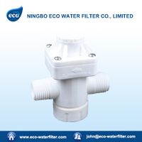plastic water pressure reduction valve