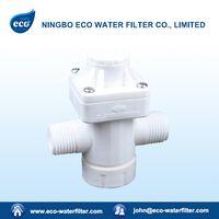 plastic water pressure reduction valve