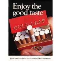 Gold Leaf cigarettes