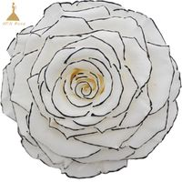 9-10 cm Natural Preserved Rose flowers for decoration