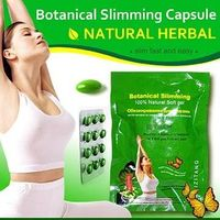 World Best & fastest fat loss products Meizitang Botanical Slimming Softgel