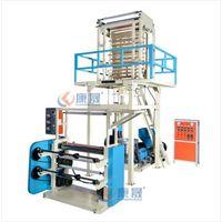 Low pressure film blowing machine