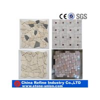 travertine mosaic tiles