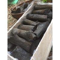 Longan charcoal