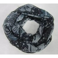 Automn cashew flowers print scarf for ladies PG948