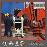 Rocky-mac 200t/h Jaw Crusher