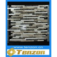 Stick Style Floor Mosaic Tiles