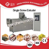 single screw extruder making machine for pet chews thumbnail image