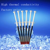 Heatsink compound thermal grease for cpu gpu led