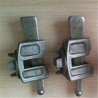 ringlock scaffodling accessories/ steel ledger end