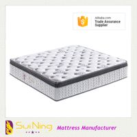 Gold Supplier China Factory Offer Pocket Spring Mattress