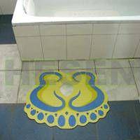 bath mat non-slip mat pvc foam mat floor mat