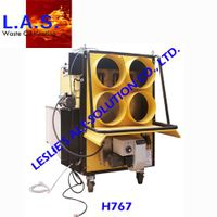 CE Farm Garden Greenhouse Heater Waste Oil Heater Furnace H767 thumbnail image