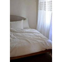 linen Bedding Set with Duvet Covers. Designed in Italy