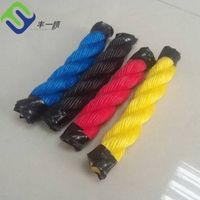 High density PP fishing rope PP plastic rope