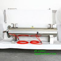 Over-flow water disinfection UV sterilizer thumbnail image