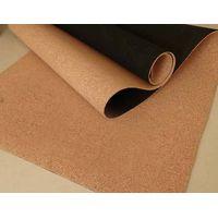 Cork Rubber Yoga Mat