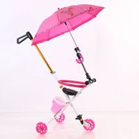 hot factory wholesale Oxford fabric 4-in-1 high landscape baby pram baby stroller