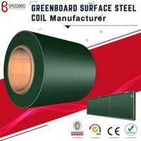 Precoated metal steel green chalk board
