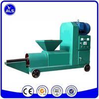 Rice Husk wood sawdust Briquette Machine charcoal briquette press extruder thumbnail image