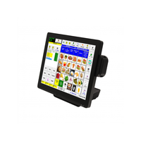 "15"" All-in-One Touchscreen System"