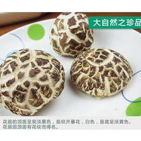 dried flower shiitake mushroom in a large quantity thumbnail image
