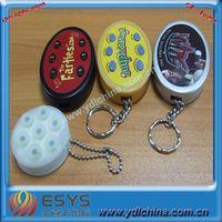 sound keychain/musical keychain/talking keychain