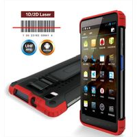 LS7(UHF) industrial handheld android tablet uhf rfid reader with 1d barcode scanner,wifi,3G thumbnail image