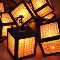 10 lights holiday lantern thumbnail image