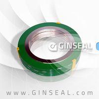 Yello/Green spiral wound gasket