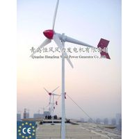 2017hot sale high efficiency 5kw wind turbine generator