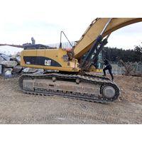 Used excavators CATERPILLAR 345D