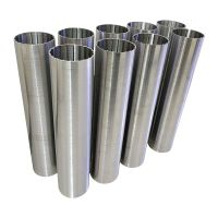Wedge Wire Welded Pipe for WaterTreatment