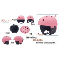 Ski Helmet LH-230A ABS printed shell helmet for skier and snowboarder safe thumbnail image