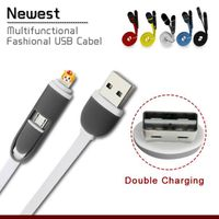 Universal Multifunctional & Fasional two sided usb cable
