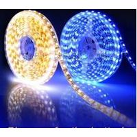 Super Ip68/Ip65/Ip20  Waterproof 5050 60Led / M RGB Flexible LED Strip Lights Made of Fpc