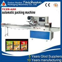 Full Stainless bakery equipment automatic packing machine price for food new product for small busin thumbnail image