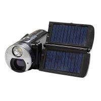 """Full HD Dual Solar Panel Digital Video Camera with Torch Light and 3"""" TFT Screen DV-HT99 thumbnail image"""