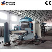 Egg Tray Machine Line Raw Paper Material Moulding Fruit Tray Machine