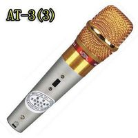 AQTA moving coil microphone ,cheap microphone(AT-3.3)