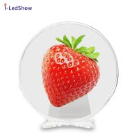 iledshow New Design High Resolution with WIFI App Control led fan 3d hologram display thumbnail image