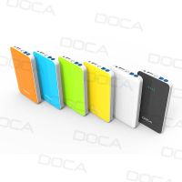 DOCA 8000mAh car jump starter for cars
