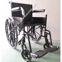 Standard steel K1 manual wheelchair with mag wheels