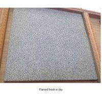 G654 Oriental Dark Small Grain Granite Flooring