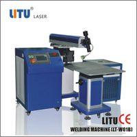 YAG Stainless Steel Laser Welder