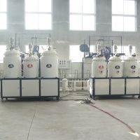 2 low pressure pouring machine with AC drive BH-09D thumbnail image
