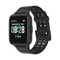 OEM ODM service customized IP68 waterproof smart health watch with CE FCC