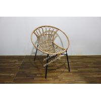 New product rattan chair for home furniture, wicker chair-BH3412A-1NA